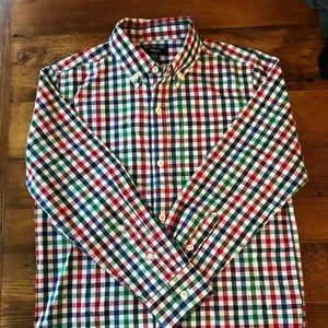 Boys Large Gap Button Down shirt